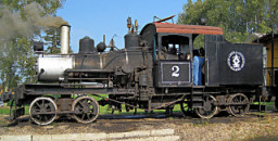 Locomotive Number 2